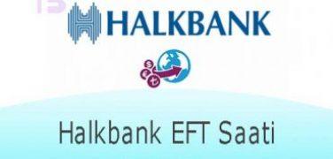 Halkbank EFT Saati