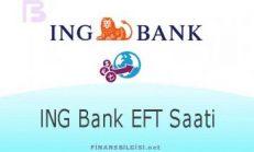 ING Bank EFT Saati