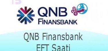 Finansbank EFT Saati