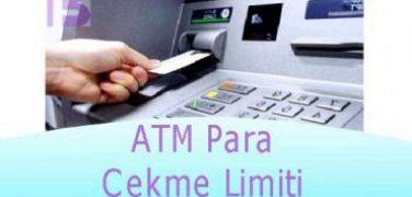 ATM Para Çekme Limiti