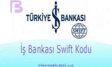 İş Bankası Swift Kodu