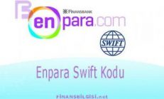 Enpara Swift Kodu