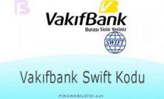 Vakıfbank Swift Kodu