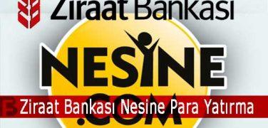 Ziraat Bankası Nesine Para Yatırma Nasıl Yapılır?